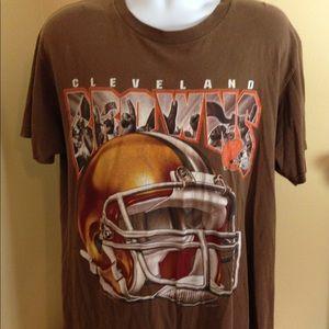 Vintage Cleveland Browns Tshirt '99 Sz L